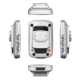 Bryton Rider 10 C - Ciclocomputadores inalámbricos - más cadencia blanco